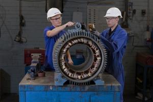 Sulzer apprentice scheme
