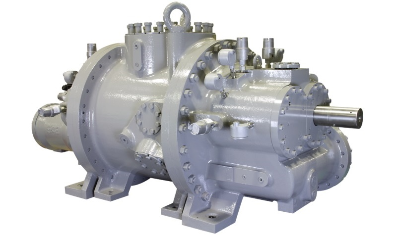 York multistage centrifugal compressor