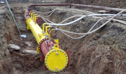TFI in-line inspection tool in 28in crude oil pipeline