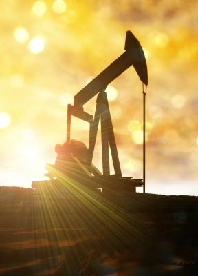 Devon_Oil well