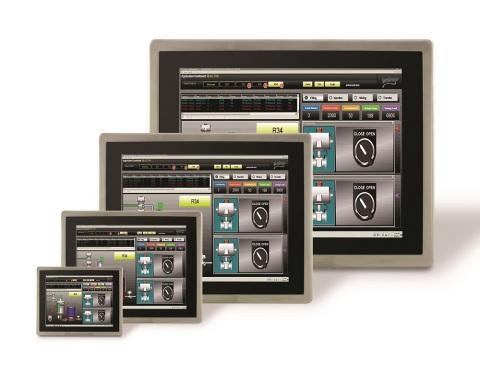 AIS_HMI Multi Touch Technology