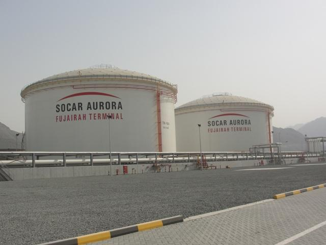 Fujairah Terminal