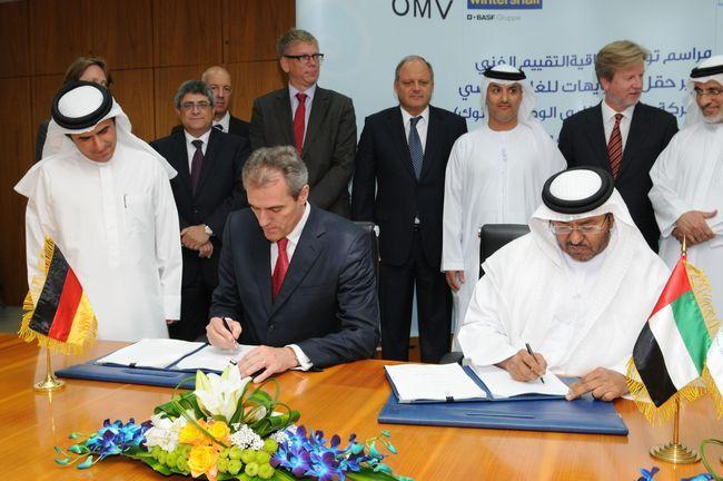 Wintershall, OMV deal