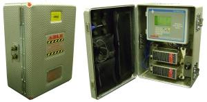ABLE portable flowmeter